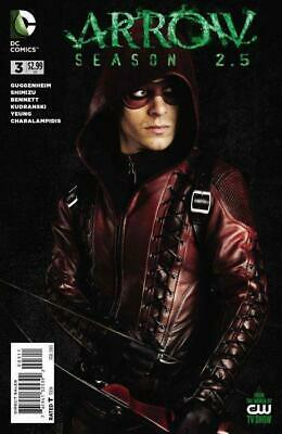 Arrow: Season 2.5 #3