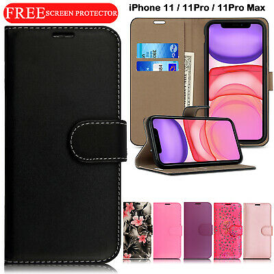 For SAMSUNG GALAXY J5 2017 J530 - Wallet Leather Case Flip Cover + Screen Guard