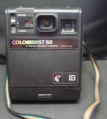 Kodak Colorburst 50 Instant Camera (Vintage)