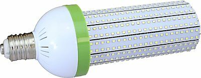 6 x 30W G40 LED Corn Lamp - Replaces 100W MH / SON - Cheapest On EBAY !!