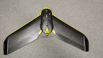 senseFly eBee UAV, the surveying drone of choice for professionals!