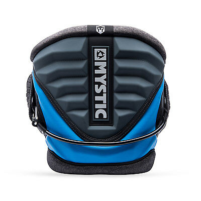Mystic WARRIOR V Kitesurf Harness 2017 - Blue