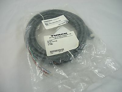 Cognex CKR-200-CBL-001 Flying lead I/O Cable for Checker 200 Series, 5 meters