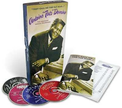 Fats Domino: The Legendary Imperial Recordings: They Call Me the Fat NEW CD Box
