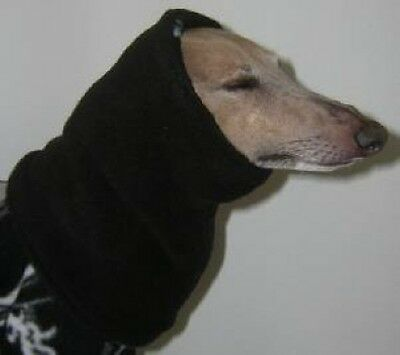 2 SNOODS GREYHOUND WHIPPET DOBERMAN PINSCHER SALUKI AFGHAN HOUND any colors COAT
