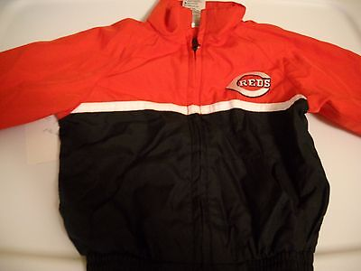 Majestic toddler jacket 18 mo   Red and Black