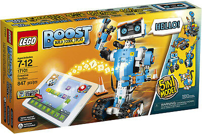 Lego - Boost - 17101 - Premières Constructions - Neuf Et Scellé - New And Sealed