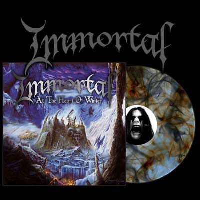 IMMORTAL - At the Heart of Winter  LP  MARBLED