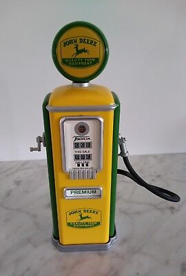 Gearbox John Deere Gas Pump Coin Bank Limited Edition