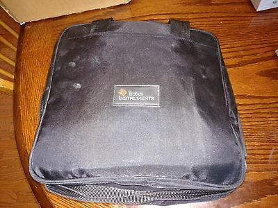 Texas Instruments TI View Screen 80 81 82 83 with case & power adapter I0897C