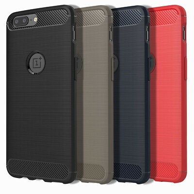 For OnePlus 5 Five Hybrid Shockproof Brushed Rubber Rugged Hard Slim Case Cover