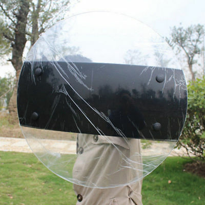 Arm Anti-Riot Shileds Enforcement Police Tactical Self Defence Shield Protection