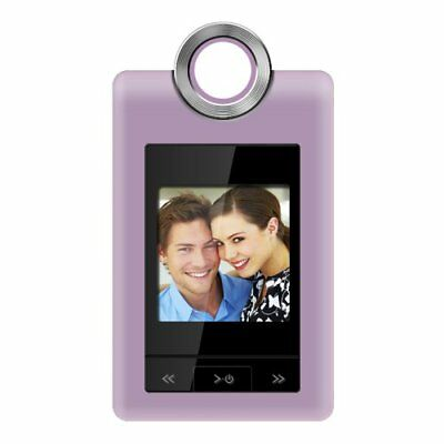 Coby 1.5-Inch Digital LCD Photo Cliphanger DP152PNK Pink