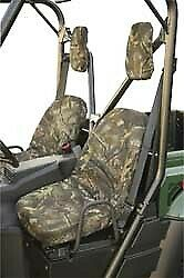 Classic Accessories QuadGear Extreme UTV Seat Cover **Bench** Hardwoods HD Camo