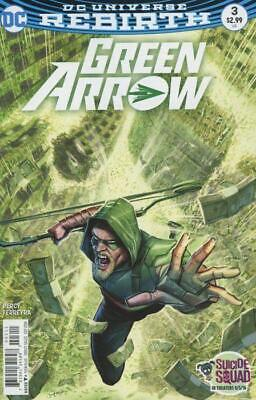 Green Arrow #3 (Vol 5) DC Rebirth