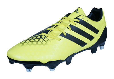 adidas Incurza Elite SG Mens Rugby Boots - Yellow