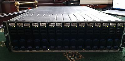 EMC KAE Storage array 005-048-494 CX-2GDAE 15 x 300GB 10K disks