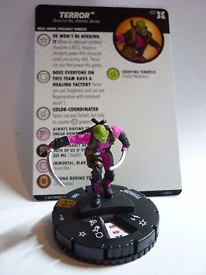 Marvel Heroclix - Deadpool & X-Force: TERROR #101 PROMO