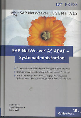 Föse: SAP NetWeaver AS ABAP - Systemadministration