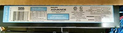 New Philips Advance IOP-4S32-SC Ballast 120-277V (4) F32T8 RS/IS