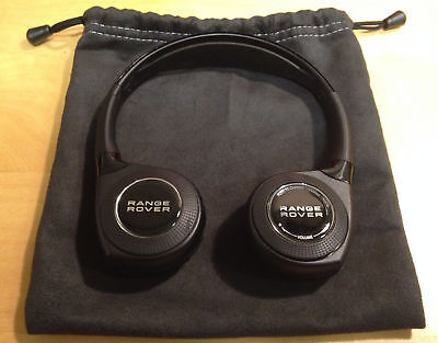 Genuine Land Rover / Wireless Headphones - Mint Condition - Free UK Delivery