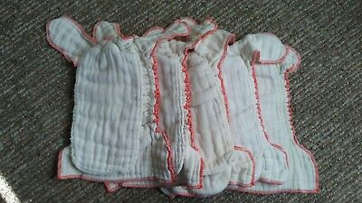 diaper rite,  bamboo, fitted, large, L lot, 5, lot of 5