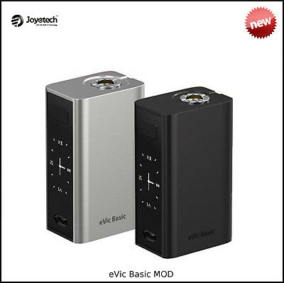 BRAND NEW JOYETECH EVIC BASIC MOD - TC - 100% Genuine - TPD compliant