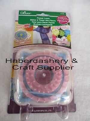Clover Flower Maker Diy Loom 6 Shapes Hana 3146
