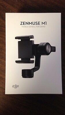 "DJI ZM01 Zenmuse M1 Mobile Gimbal for Osmo Grips, Holds 2.3-3.3"" Wide Smartphone"
