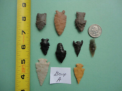 Authentic Texas  Arrowheads