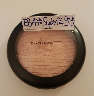Mac Extra Dimension Skinfinish Beaming Blush Highlighter Must Have Blogger Glow