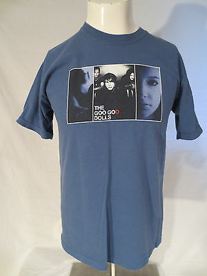 Goo Goo Dolls Shirt Medium Let Live In Tour 2006