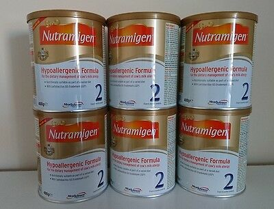 Nutramigen 2 with LGG Brand New Sealed 6 to 12 months exp 2018 Hypoallergenic