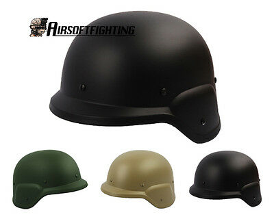 M88 Tactical Airsoft Kevlar PASGT SWAT USMC Military Replica Helmet Paintball