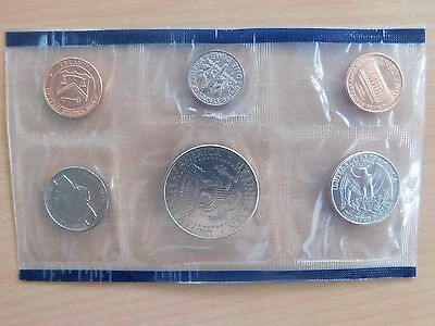 Coins.us.uncirculated.set.1993.p