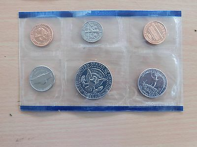 Coins.us.uncirculated.set.1987.p