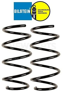 For BMW 5 Series E60 Pair Set of Front Left & Right Coil Spring Bilstein B3