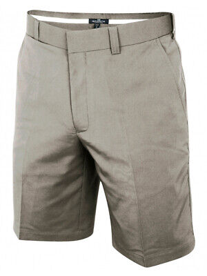 Sporte Leisure Plain Moisture Wicking Short - Pebble