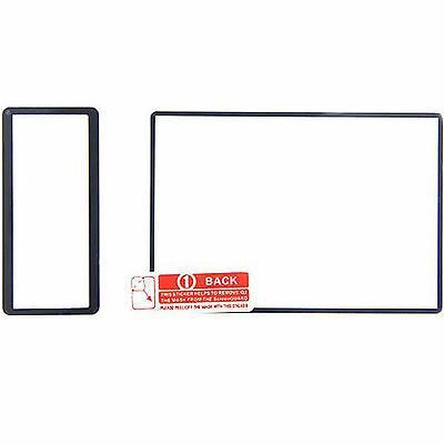 Tempered Glass LCD Screen Protector for Canon Eos 5D Mark III 5D 3 MK III camera