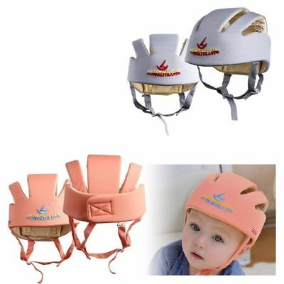 Infant Baby Toddler Hat Walking Crawling Safety Helmet Kids Head Protective Cap