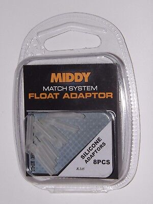 Middy Match System Waggler Float Adaptors