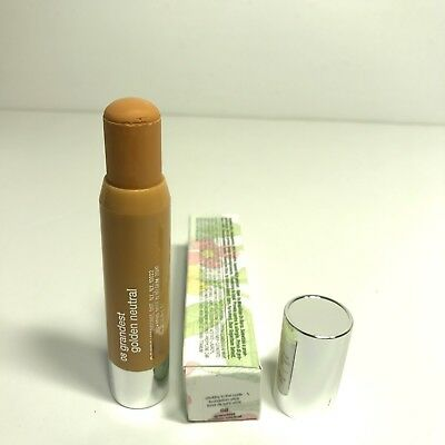 Read CLINIQUE Chubby In The Nude Foundation Stick 08 GRANDEST GOLDEN NEUTRAL