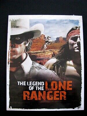Blu-Ray Western Film The Legend of The Lone Ranger