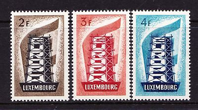 Luxembourg 1956 Europa Issue - MNH set - Cat £566 - (11)