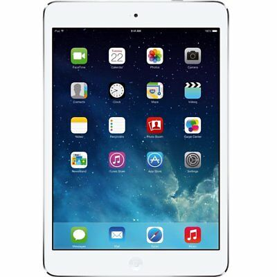 Apple iPad mini 1st Generation 16GB, Wi-Fi, 7.9in BT Camera 5MP- White & Silver