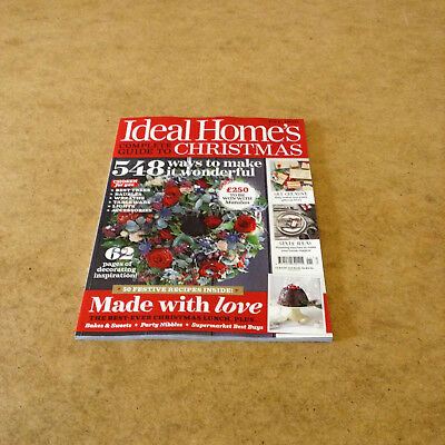 Ideal Home's Complete Guide To Christmas 50 Festive Recipes Tree & Decor Ideas