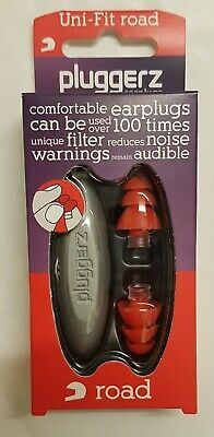 NO NOISE MOTORSPORT EAR PLUGS NoNoise Hearing Protectors Defenders Motorcycle