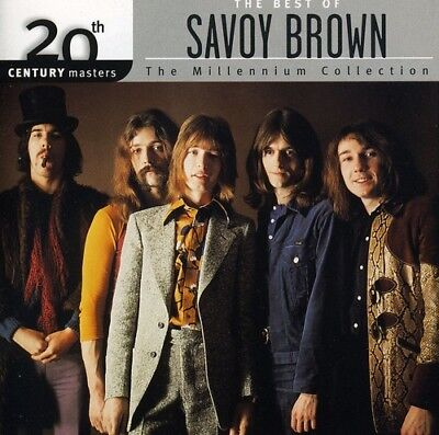 Millennium Collection-20th Century Masters - Savoy Brown (CD Used Like New)
