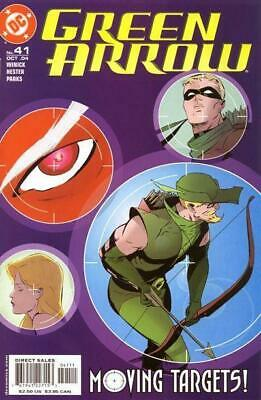 Green Arrow #41 (Vol 2)