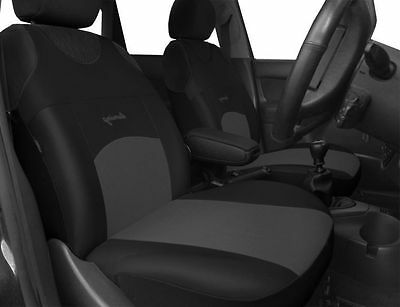 2 FRONT SEAT COVERS for FIAT 500 500X 500L